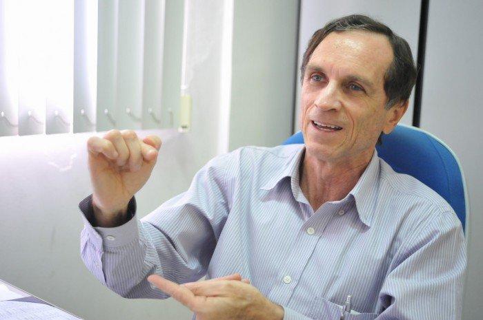 Afranio Miranda  será o próximo presidente da FCDL (Foto: Alberto Leandro)